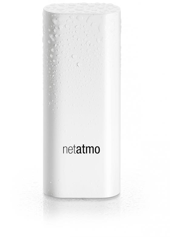 Netatmo Tag - die kleinen Sensoren erweitern den Funktionsumfang der Netatmo Kamera