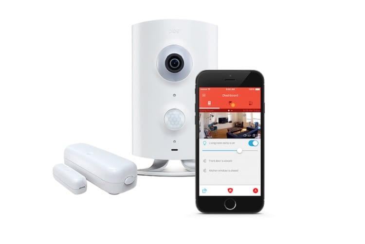 Piper ist eine smarte Überwachungskamera mit drei verschiedenen Funktionsmodi