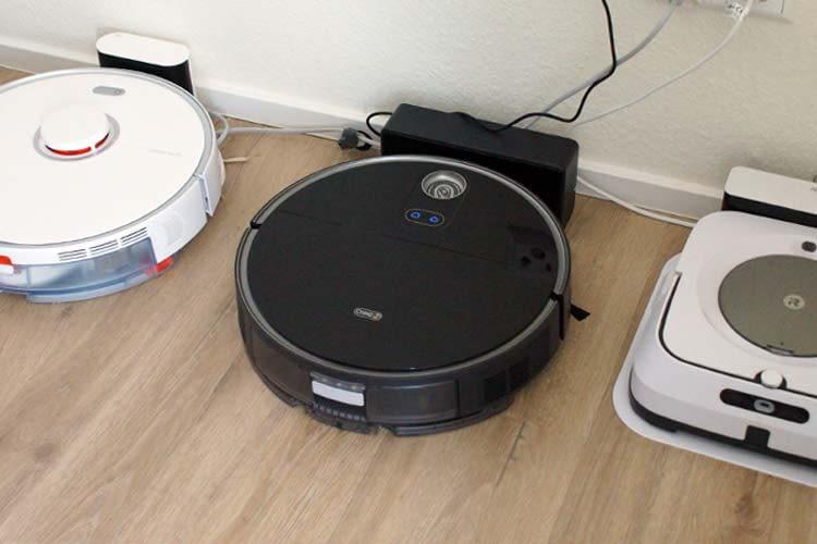 Über Alexa lassen sich bei Bedarf auch mehrere Putzroboter steuern