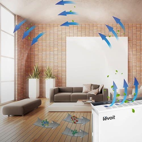 Günstig, aber effektiv: Luftreiniger Levoit Air Purifier