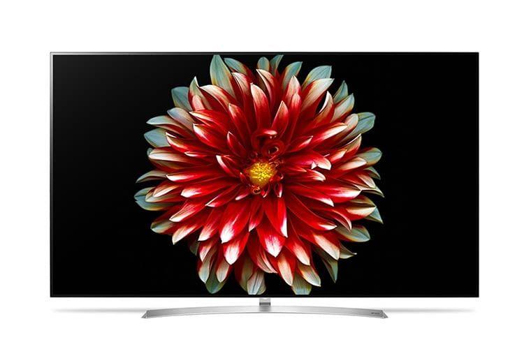 Bietet ein exzellentes Preis-Leistungsverhältnis: OLED Fernseher LG OLED55B7D