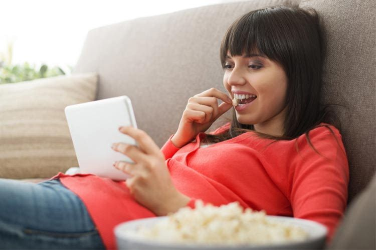 Streaming-Dienste machen digitale Inhalte (fast) überall nutzbar