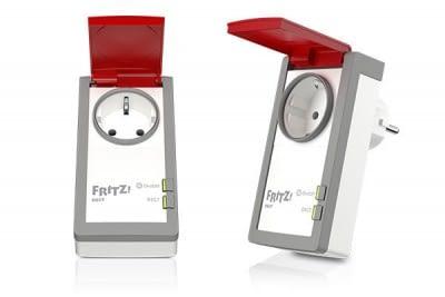 Schaltbaren Steckdose FRITZ!DECT 210 für den Innen- und Aussenbereich