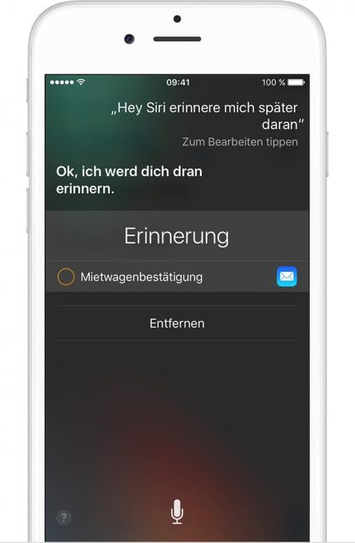 Siri beantwortet Fragen bisher ausschließlich über iPad, Apple Watch, Mac und Apple TV