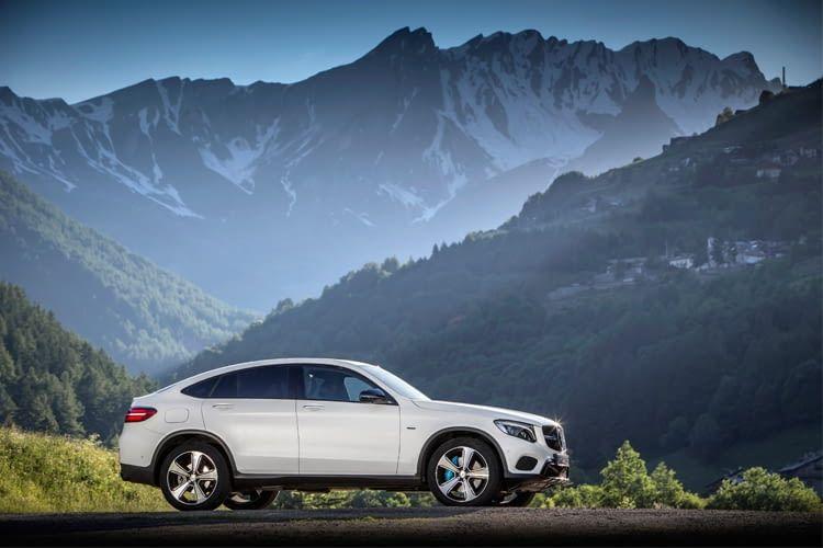 Der Mercedes GLC 350 e 4MATIC überzeugt mit hohem Fahrkomfort und luxuriöser Ausstattung