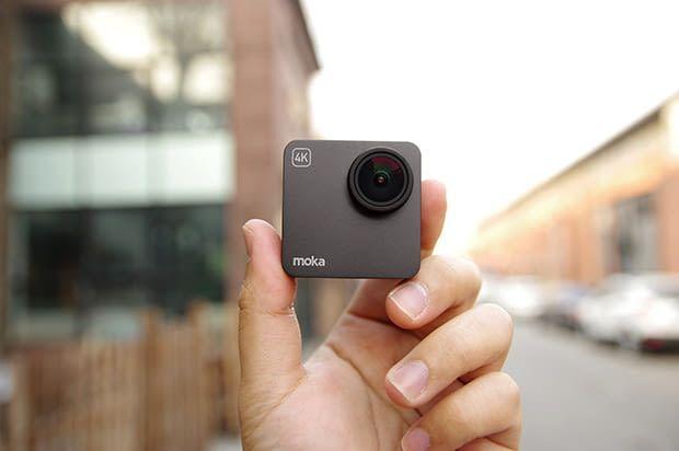 Kleiner geht's kaum: Diese Kamera passt garantiert in jede Tasche