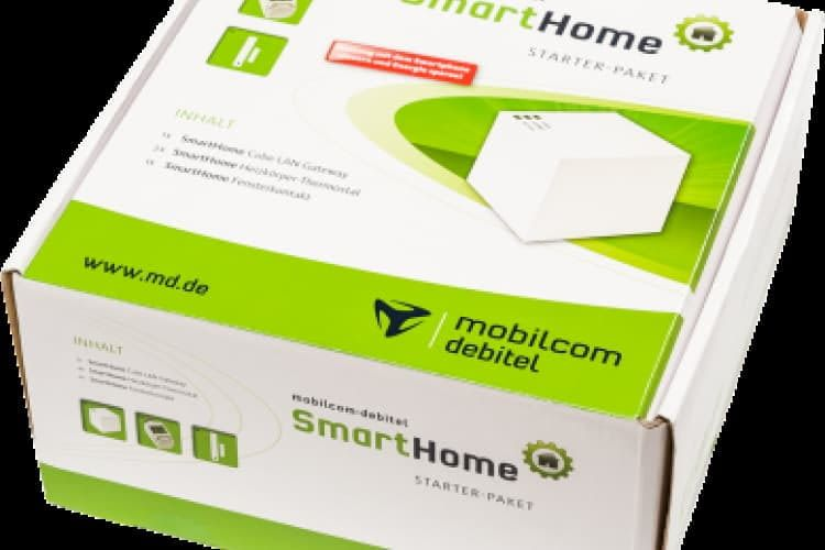 mobilcom-debitel-SmartHome Starter Paket