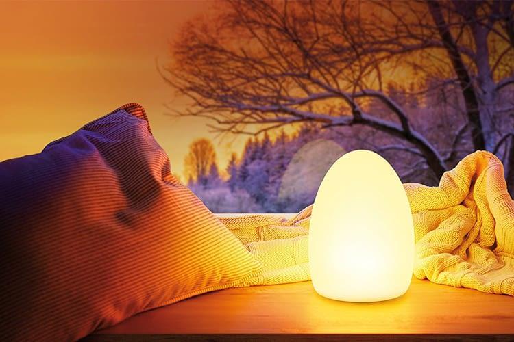 Elgato Avea Flare taucht ihre Umgebung in gemütliches Licht