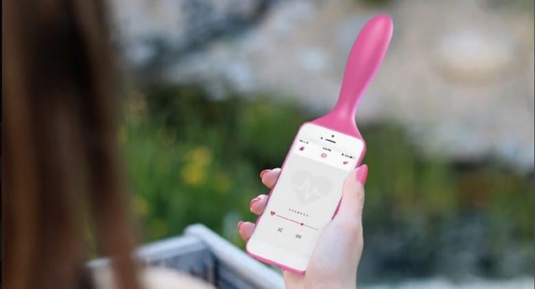 Dildohülle aufs Handy, Vibrationsalarm an und anrufen lassen? Smarte Vibratoren können viel mehr