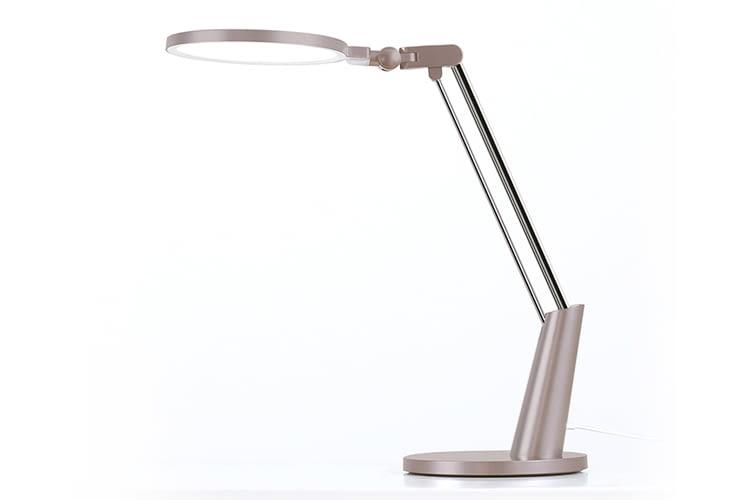 Die Serene Lampe ist besonders schonend für die Augen