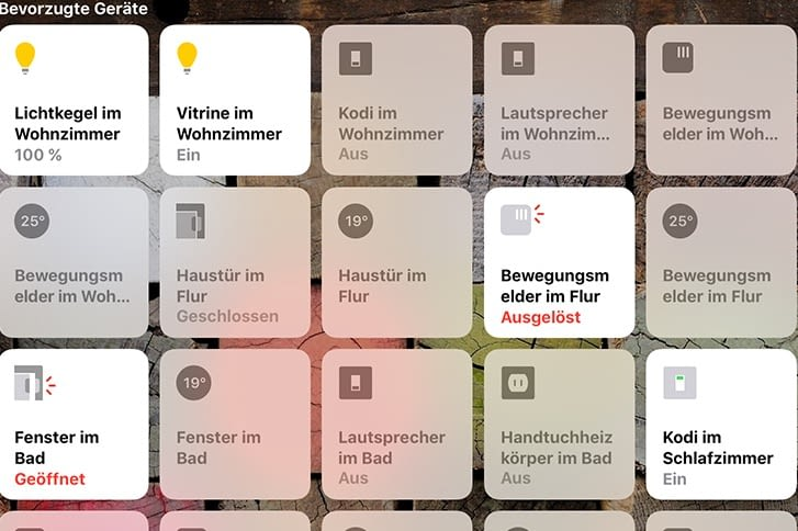 devolo Geräte in Apple HomeKit