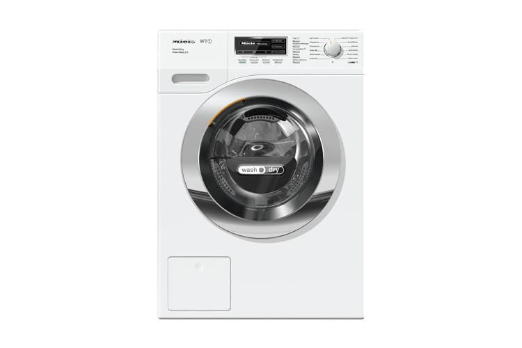 Über die Thermoschleudern-Funktion lässt sich Wäsche besonders schonend trocknen
