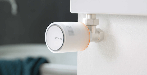 Smarter Heizkörperthermostat von Netatmo by Starck