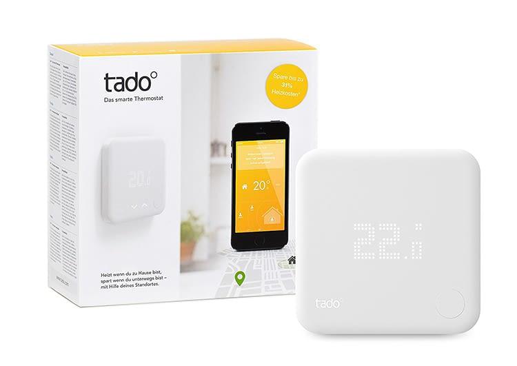 Das tado° System eignet sich zum Beispiel für Häuser mit Fußbodenheizung