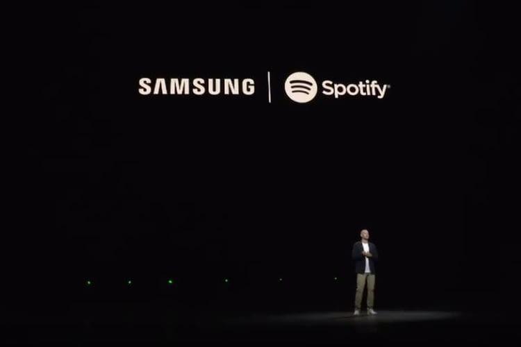 Samsung und Spotify wollen ihren Nutzern zukünftig ein unterbrechungsfreies Musikerlebnis bieten