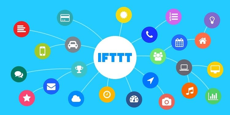 Einmal mit IFTTT verbunden, lassen sich die Hue-Lampen über Rezepte mit anderen Diensten verknüpfen