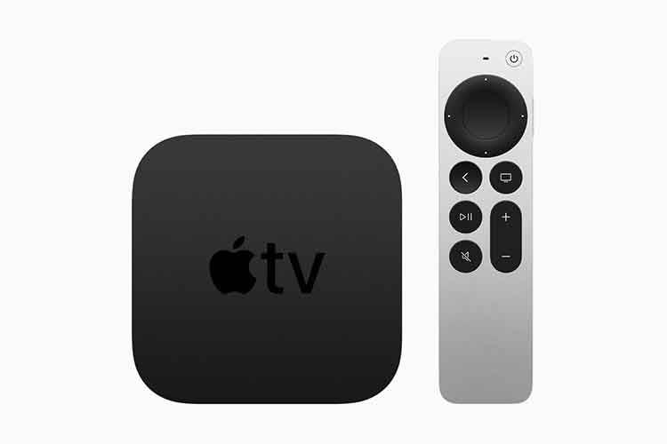 Apple TV 4K 2021 ist mehr als eine TV-Streaming-Box. Dank HomeKit-Unterstützung wird der Streamer auch zum Smart Home Gateway