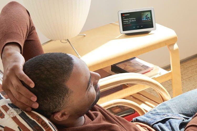 Google Home Hub unterstützt YouTube Music Videos, Spotify und andere Musikstreaming-Dienste