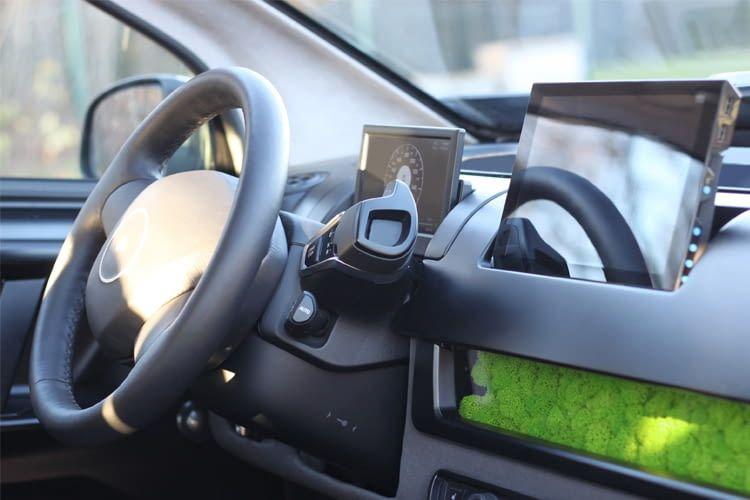 In diesem E-Auto ist eine außergewöhnliche Klimaanlage verbaut