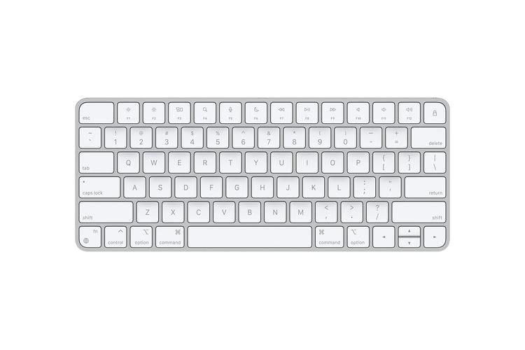 Für Apple-User eignet sich am besten das Apple Magic Keyboard