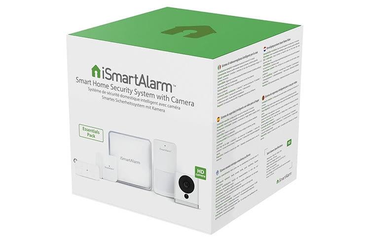 Das komplette Sicherheitspaket in einer Box: iSmartAlarm Essential Pack