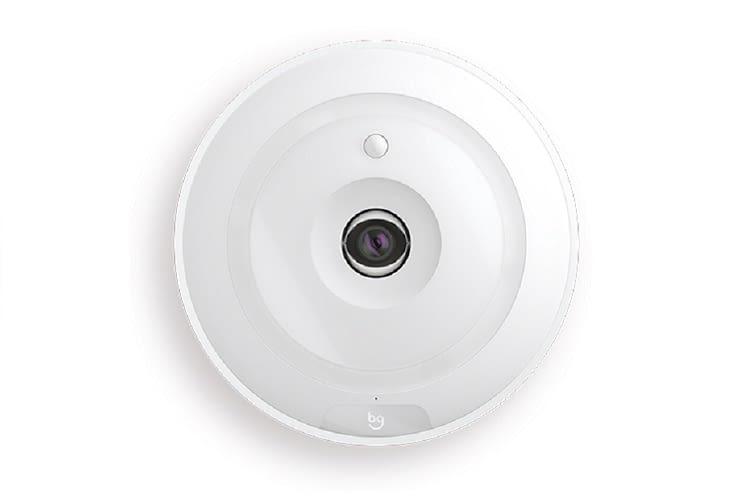 Die BuddyGuard Kamera FLARE erkennt die Stimme ihres Besitzers