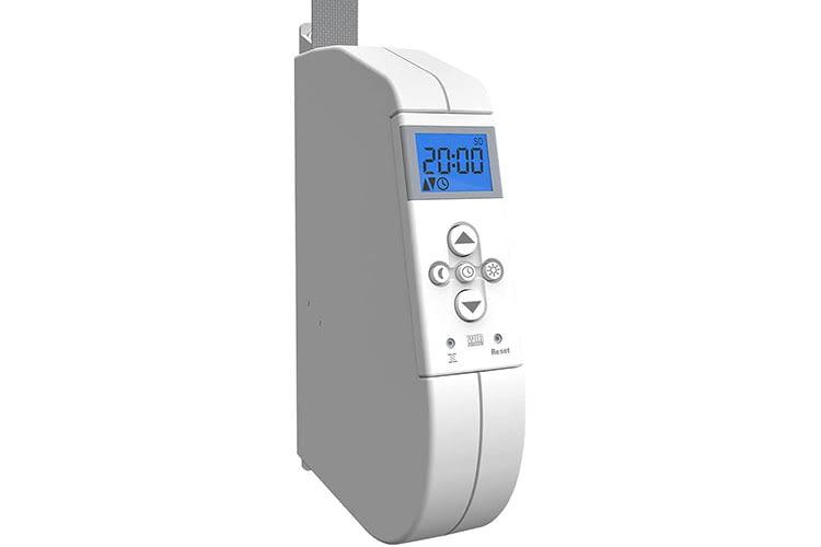Der elektrische Gurtwickler WIR eWICKLER Comfort eW920-M bietet eine maximale Zuglast von 45 KG