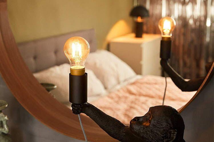 Filament Lampen setzen durch den sichtbaren Glühdraht interessante Akzente