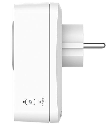 Der mydlink Home Smart Plug mit WPS und Reset Taste