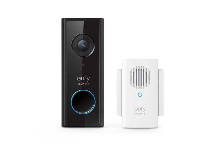 eufy Security 1080p Video-Türklingel überzeugt mit einfacher Installation und Sicherheitsfunktionen - eine Abo-Pflicht gibt es nicht