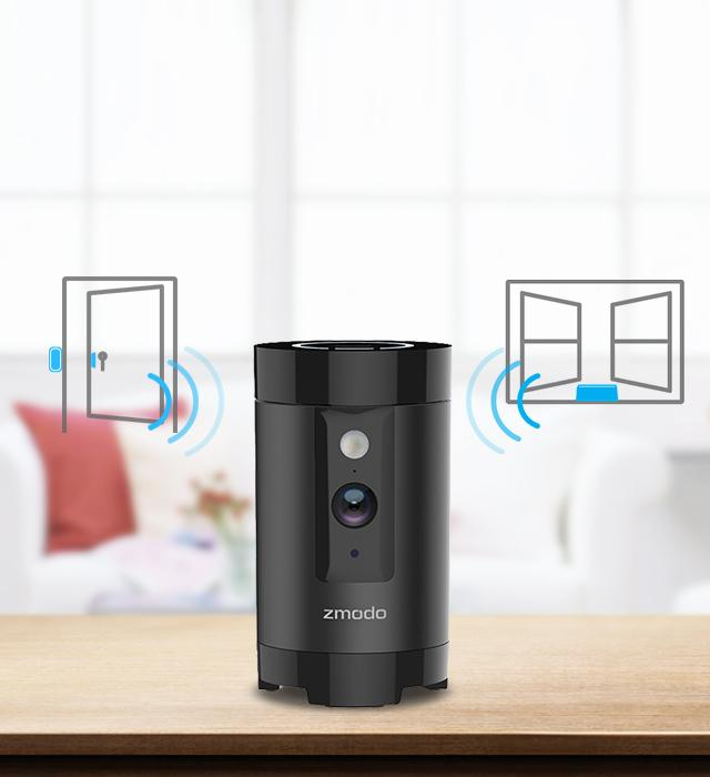 Zmodo Pivot - Die All-in-One Smart Home Lösung