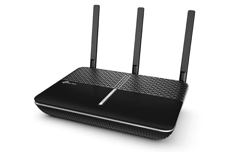 TP-Link Archer VR600v (V2.0) bietet im 5 GHz WLAN-Netz bis zu 1.733 Mbit/s. Mehr als ausreichend für flüssiges TV-Streaming