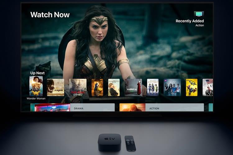 Mit dem neuen Apple TV 4K rüstet sich Apple für die neue Fernsehwelt in 4K und HDR