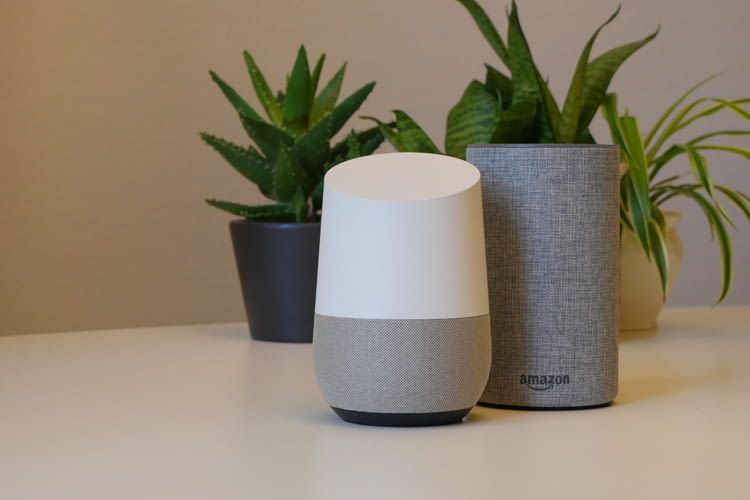 Smarte Lautsprecher sind eine einfache Lösung für Einsteiger