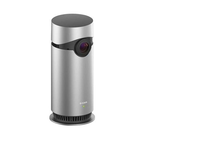 D-Link Omna 180 Cam: Erste Überwachungskamera für Apple HomeKit