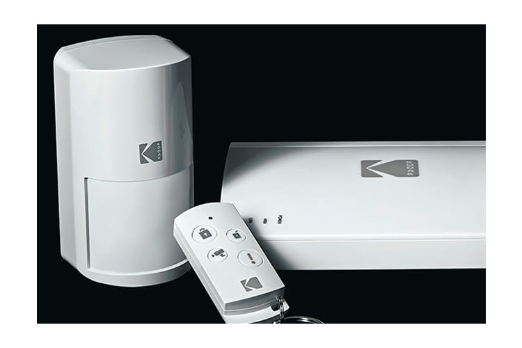 Das Gateway verbindet beliebig viele Module zu einem Überwachungssystem