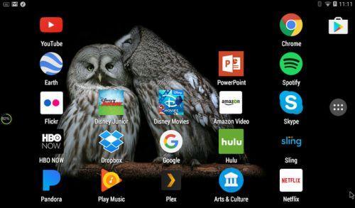 ODIN2 Touchscreen @ ODIN2