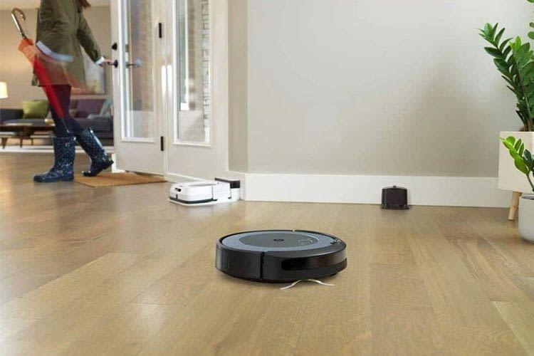 iRobot Roomba i3 erledigt den Hausputz auch bei Abwesenheit seiner Besitzer