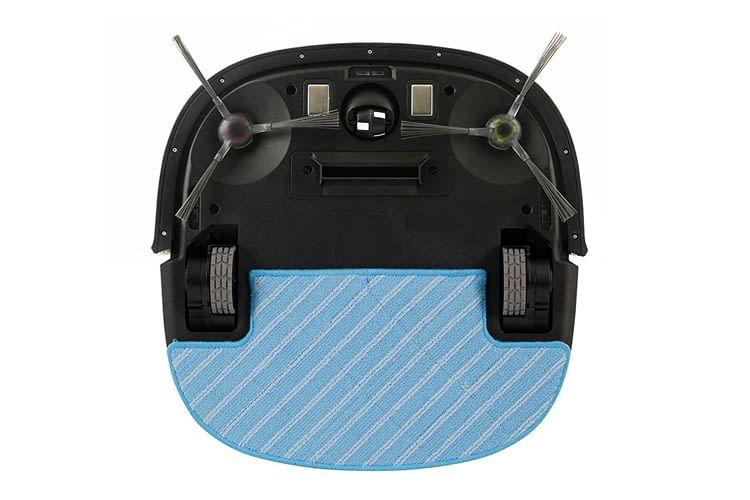 Die Wischtücher des ECOVACS DEEBOT Slim 2 lassen sich einfach wechseln