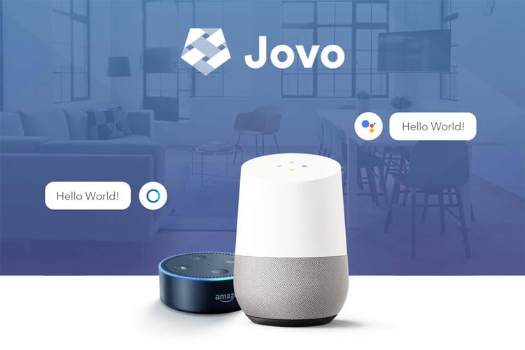 Jovo ist der Opensource Basis-Code für Alexa und Google Assistant