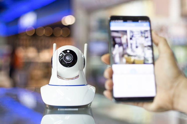 Auch sehr gute WLAN-Kameras sind inzwischen oft erstaunlich günstig erhältlich