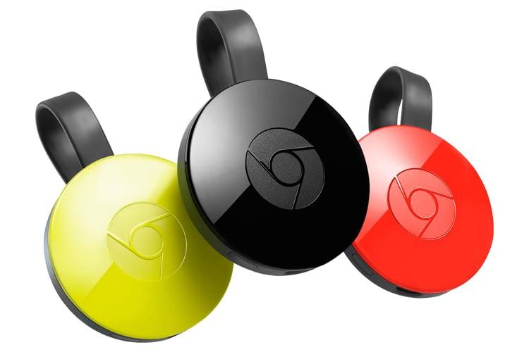 Mit Google Chromecast können tausende Apps genutzt werden