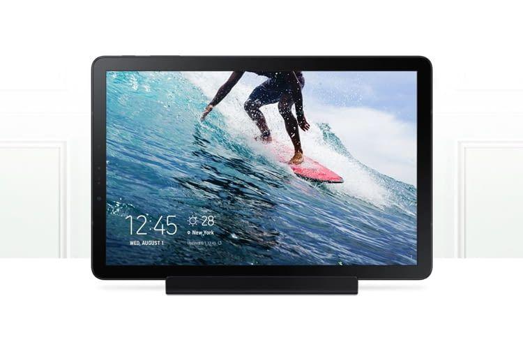 Die Auflösung des Samsung Galaxy Tab S4 beträgt 2.560 x 1.600 Pixel