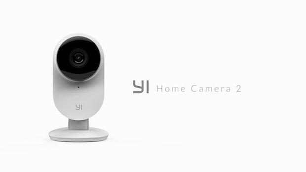 Abbildung der YI Home Camera 2 Webcam