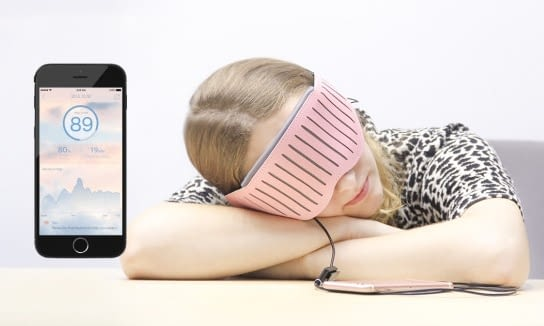 Durch Naptime wird das Einschlafen in lauter Umgebung einfacher