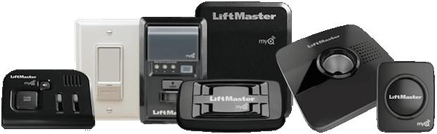 Zubehör zum Liftmaster MyQ - die intelligente Garagensteuerung