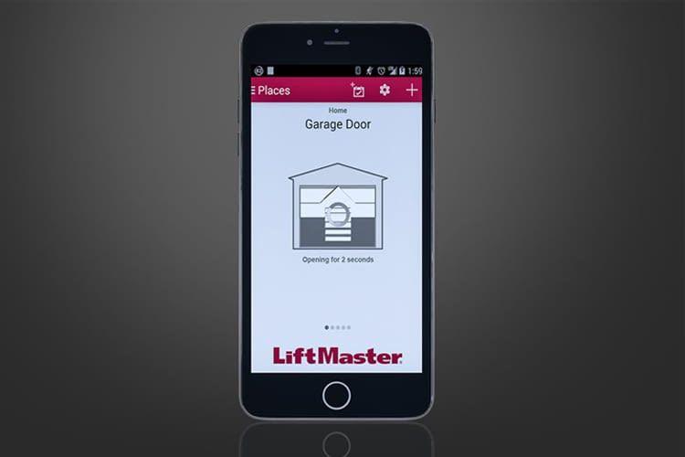 LiftMaster 821LMB und Vorgängermodell 819LMB unterstützen Sprachsteuerung via Siri