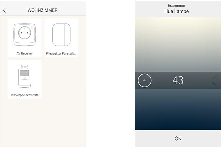Magenta SmartHome weist viele Kompatibilitäten auf, unter anderem Philips Hue