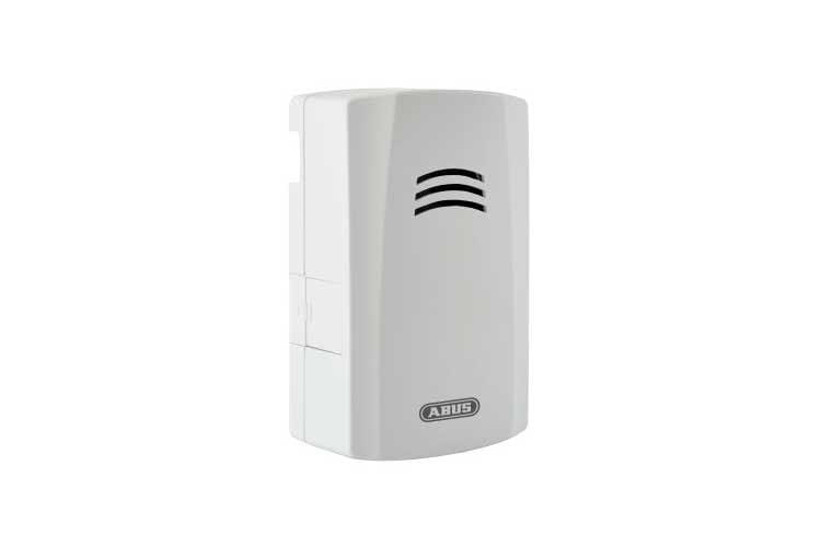 ABUS Wassermelder HSWM100000 ist ein günstiges Markengerät, das Verbraucher bei vor hohen Wasserschäden-Kosten schützt