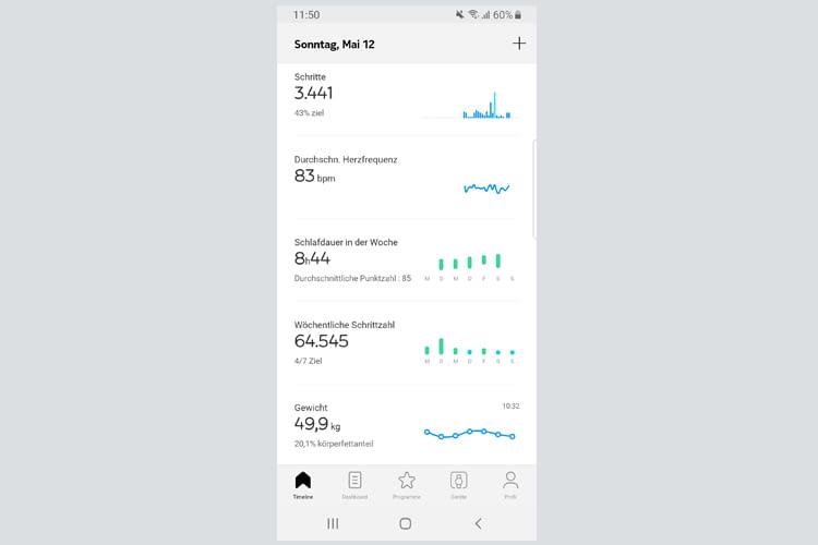 Insgesamt hat uns die Withings Steel HR Hybrid Smartwatch überzeugen können